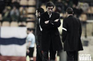 """Marcelino: """"El equipo está fuerte y se siente cerca de Europa"""""""