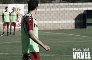 Rubén de la Barrera reserva a sus jugadores