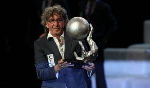 Jorge 'Mágico' González confía en el ascenso del Cádiz