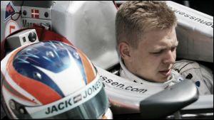 Mclaren apuesta por Kevin Magnussen como segundo piloto para 2014