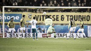 Dolorosa derrota del Vitesse ante el PSV