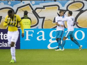 Vitesse 0-1 PSV: Maher the hero as PSV hold onto their early lead