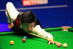 Ding Junhui creates history in front of his home crowd