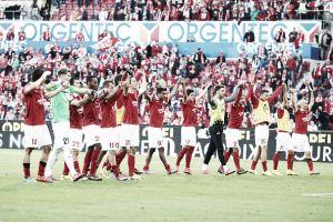 El Mainz resuelve en tres minutos un partido flojo