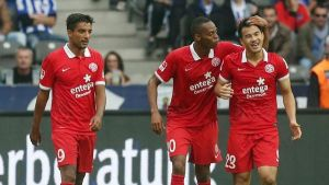 Mainz Down Hertha in the Capital