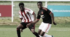 Defoe mentoring Sunderland prospect Maja