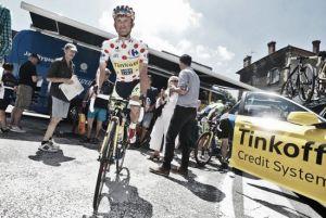 """Majka: """"Riis me dijo que fuese a por la etapa y tendríamos el maillot"""""""