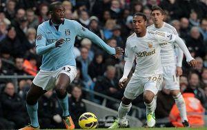 Swansea City - Manchester City: liderato provisional o revancha para abrir el nuevo año