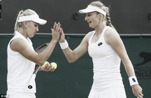 Makarova y Vesnina, a la final del dobles