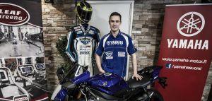 Stratos Yamaha sigue confiando en Niko Mäkinen para el FIM CEV de Superbikes