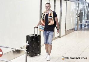 Maksimovic, nuevo jugador del Valencia