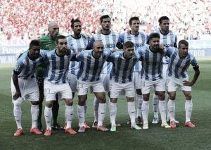 Calendario del Málaga CF 2014/15