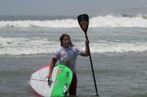 Perú lidero el Surf en los Bolivarianos de Playa