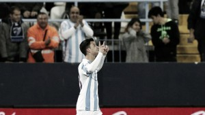 Malaga 3-0 Gefate: Hosts cruise to comfortable victory