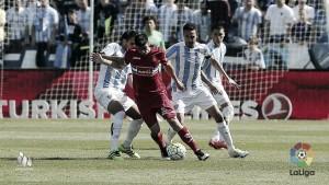 Resultados históricos entre Málaga CF y RCD Espanyol