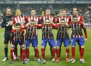 Málaga - Atlético de Madrid: puntuaciones Atlético, jornada 16 Liga BBVA
