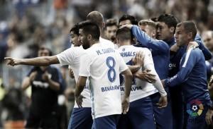 El Málaga de las remontadas