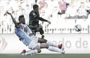 Málaga - Elche: puntuaciones del Málaga, jornada 36