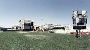 El Málaga comienza sin lugar donde entrenarse