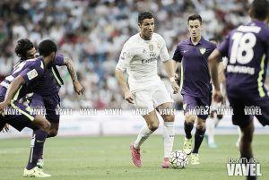 El Málaga suspende el mes de septiembre