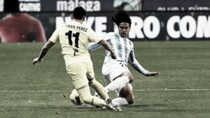 Resultado Málaga vs Villarreal en la Liga BBVA 2015 (1-1)