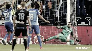 Málaga CF: análisis de la primera vuelta en Liga y opciones de permanencia