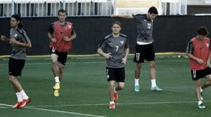 El Málaga jugará con todos sus efectivos