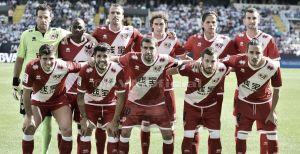 Málaga - Rayo Vallecano: puntuaciones del Rayo Vallecano, jornada 9 de Liga BBVA