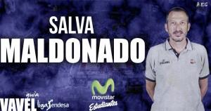Movistar Estudiantes 2016-17: Salva Maldonado, un proyecto serio