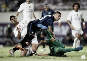 L'Inter boccheggia ancora: 3-0 dal Real Madrid