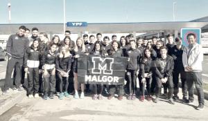 Malgor Pista y Campo se consagró campeón argentino de clubes U20
