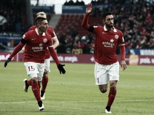 Mainz 5-0 Paderborn: Malli's Brace Earns Die Nullfünfer the Three Points