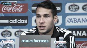 """Hugo Mallo: """"El Athletic irá a por todas"""""""