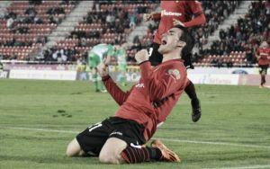 El Mallorca cierra el año con victoria