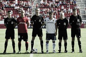 Más de un año desde la última victoria del Real Zaragoza por cuatro goles