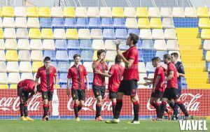 El Mallorca B no puede con el Huracán Valencia