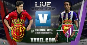 RCD Mallorca - Real Valladolid en directo online