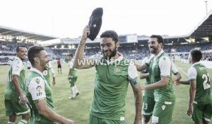 Racing - Real Betis, puntuaciones Real Betis, jornada 39