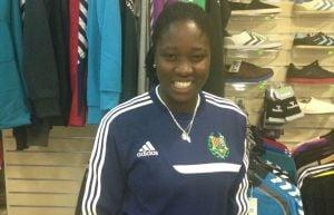 El Transportes Alcaine incorpora a la delantera senegalesa Mamy Ndiaye