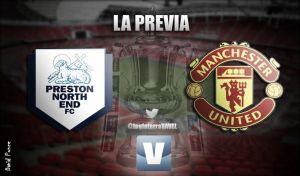Preston North End - Manchester United: el primer rey inglés quiere resurgir ante el opulento diablo