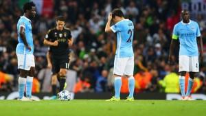Juventus - Manchester City: il post gara dei citizens