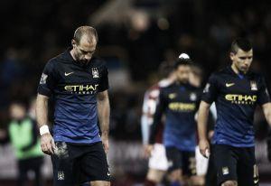 El Manchester City, un gran barco envejecido a la deriva
