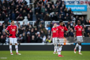 Newcastle United 1-0 Manchester United: Player ratings as Red Devils slump to disappointing defeat