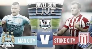 Manchester City 4-0 Stoke City: Iheanacho marca la diferencia