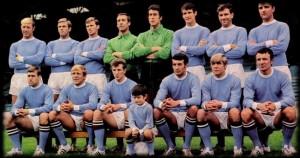 Los gloriosos años 70 del Manchester City