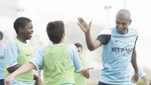 El Manchester City apuesta por la formación de los más jóvenes