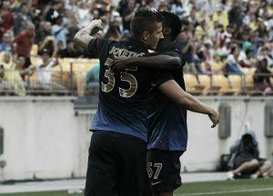 El Manchester City golea al Milan en la Internacional Champions Cup
