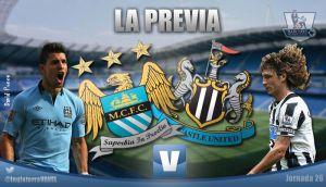 Manchester City - Newcastle United: las 'urracas', un examen antes del Barcelona