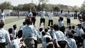 El Manchester City, apuesta de futuro con Surf Soccer Club