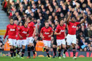 El Manchester United recupera la contundencia